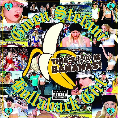 EP] Hollaback Girl [International Version] [iTunes Plus AAC M4A